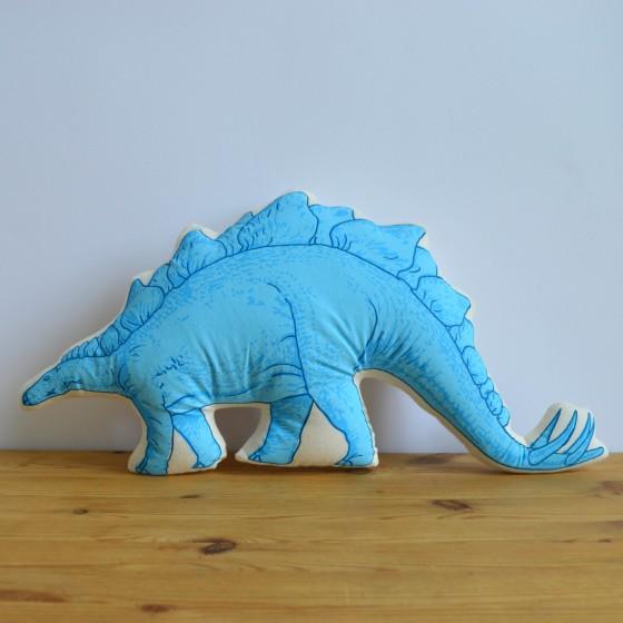 Broderpress - Stegosaurus Pillow 1